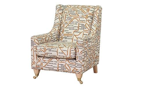 Accent chair Art House