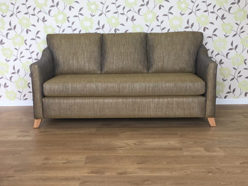Ascot 3 Seater With Single Seat Cushion