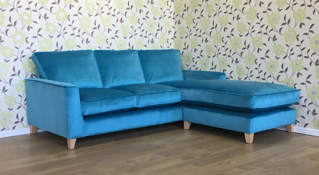 Studio Sofa Long Chaise End Tailor Made Sofas