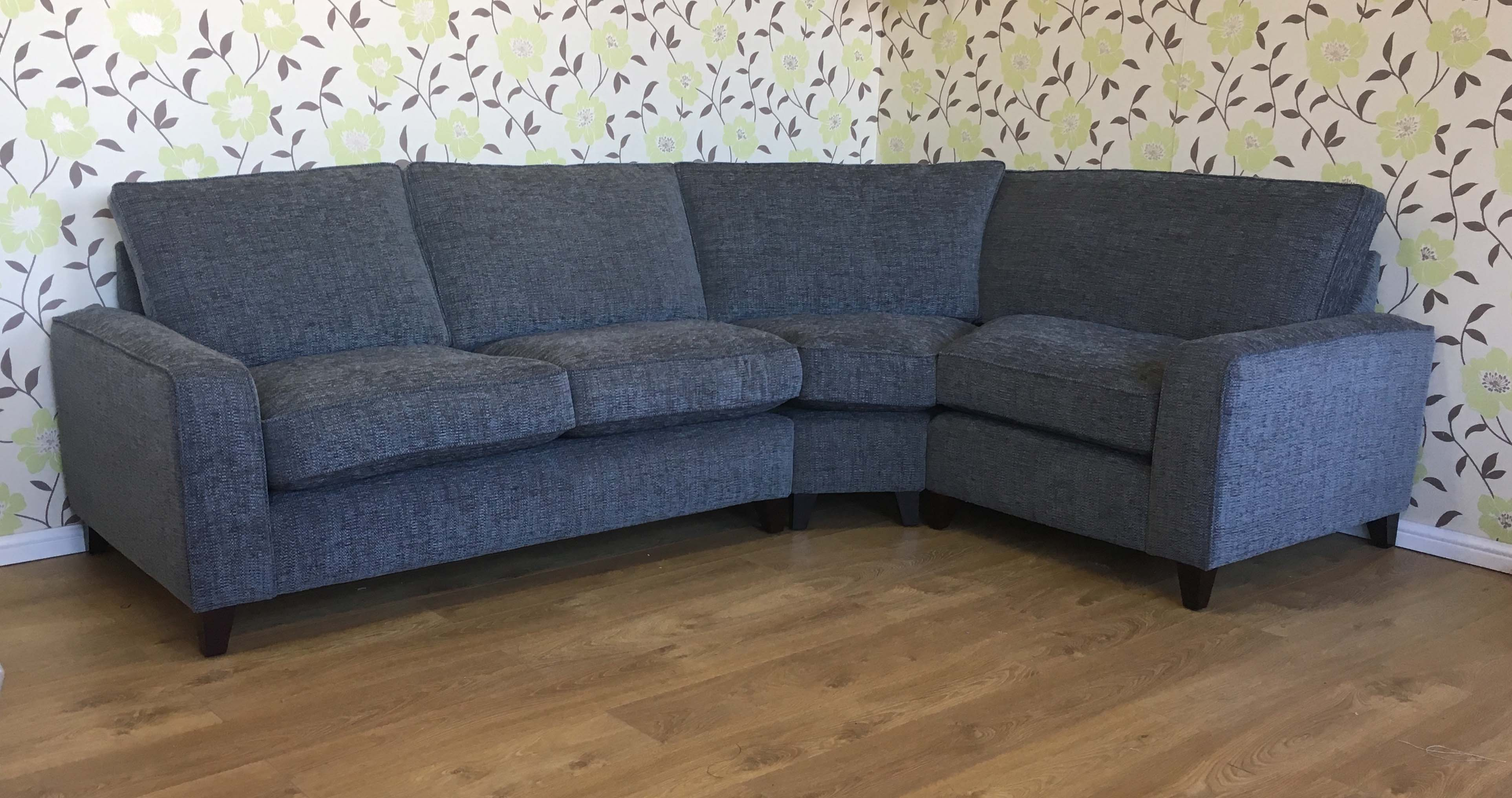 detailed look eb66d be9c7 Cambridge Angled Corner Sofa - Tailor Made Sofas